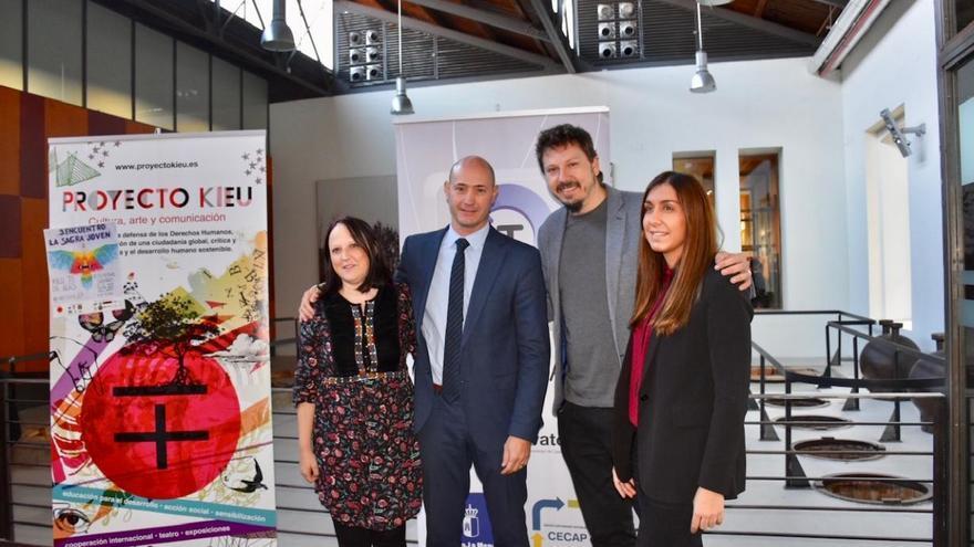 Jornadas 'Nuevas Plataformas de Participación para el desarrollo del Voluntariado Universitario en Castilla-La Mancha'