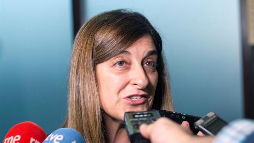 Génova subraya su apoyo a Buruaga frente a quienes piden investigar congreso