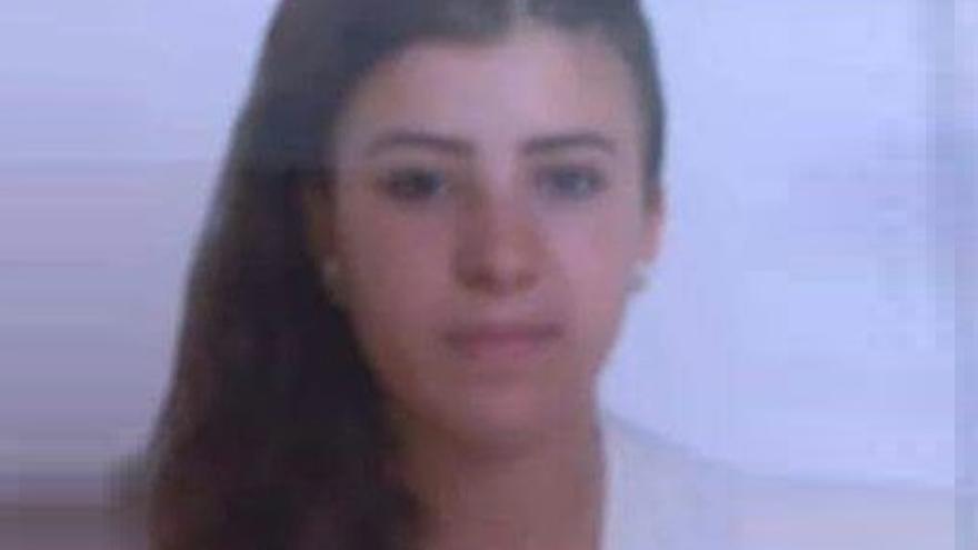 La joven fallecida en una fotografía publicada por la Asociación de Derechos humanos (AMDH) de Nador.