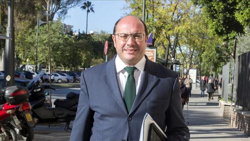 El TSJ archiva el caso de la compra de la vivienda del consejero Pedro Antonio Sánchez