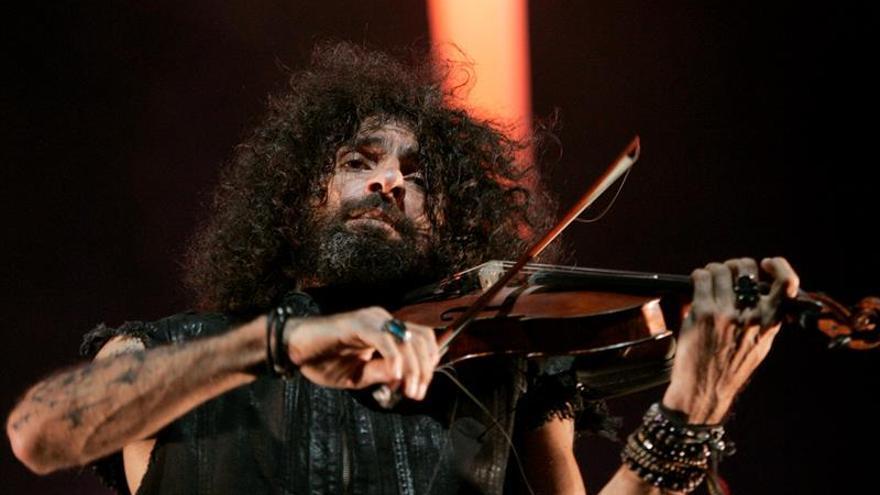 Las cuatro cuerdas de Ara Malikian regresan con éxito a Ferrol