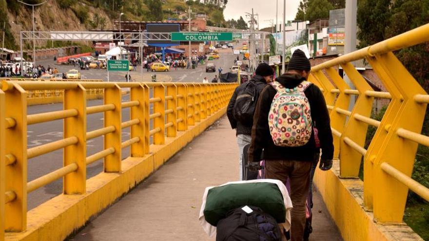 El presidente de Ecuador dice que en su país viven ya 500.000 venezolanos