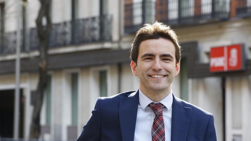 """El PSOE ve """"tremendamente irresponsable"""" el 'no' de PRC a Sánchez y subraya que la unidad de España está garantizada"""