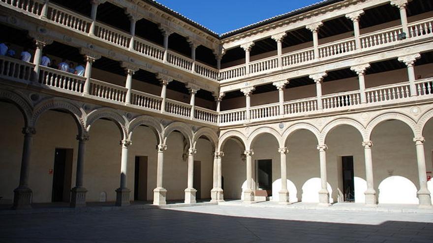 Iglesia de San Pedro Mártir de Toledo / UCLM