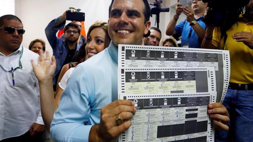 Ricardo Rosselló, nuevo gobernador electo de Puerto Rico
