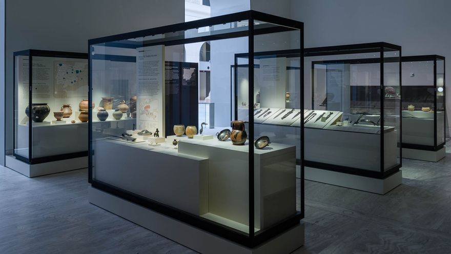 Museo Arqueológico Nacional: Protohistoria