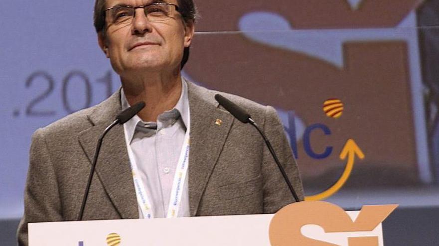 """Mas avisa a Rajoy de que tiene una """"ocasión de oro"""" para demostrar el diálogo"""