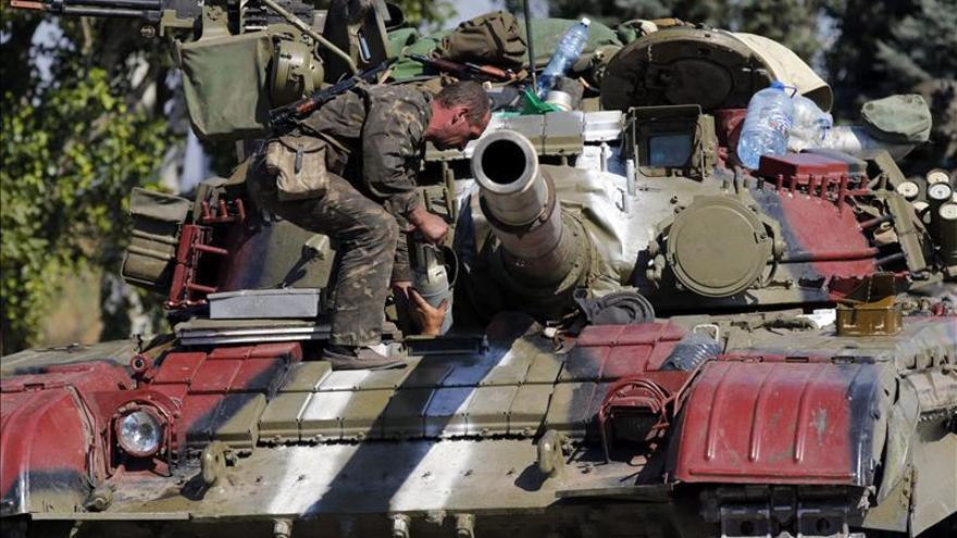 Llegan las primeras denuncias de violaciones del alto el fuego en Ucrania