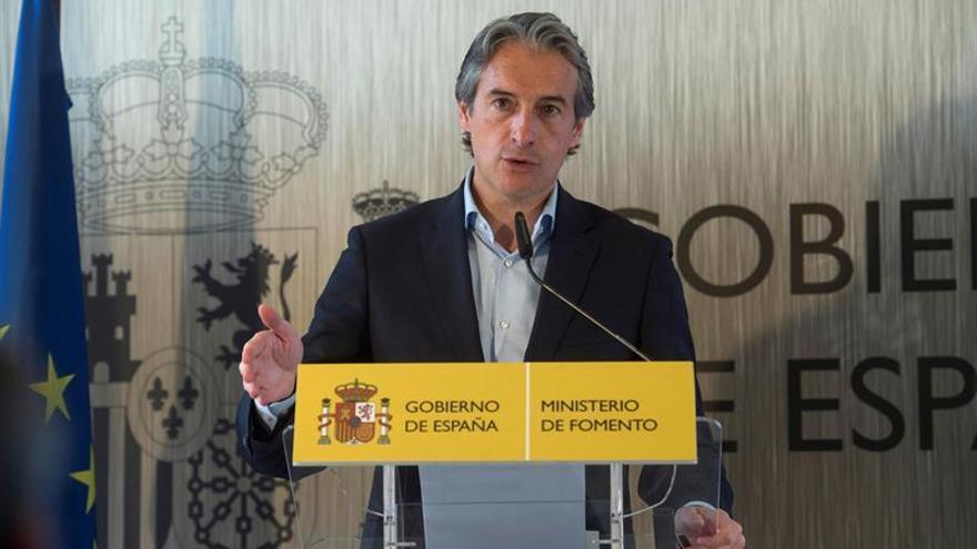 De la Serna: el reto es tener todas las obras del AVE a Cantabria en 2023