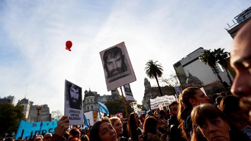 Fiscal pide investigar al Gobierno de Macri por encubrimiento de desaparición