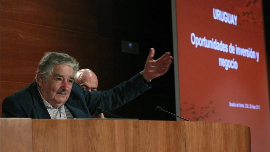 Mujica presenta las oportunidades de negocio en Uruguay a empresarios españoles