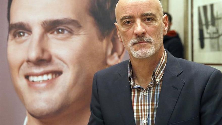 De Miguel, candidato de C's en Euskadi.