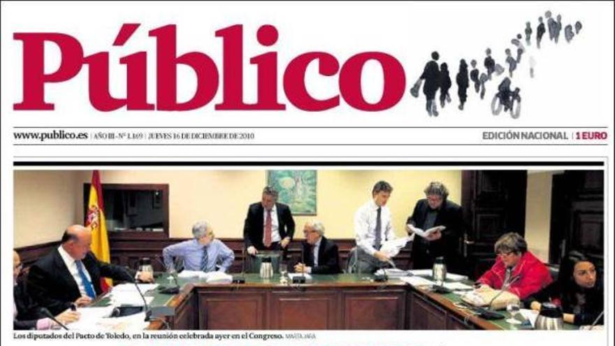 De las portadas del día (16/12/2010) #9