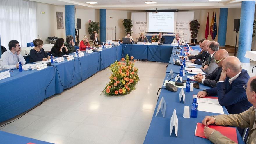 Trece Comunidades Autónomas reflexionan en Pamplona sobre participación ciudadana
