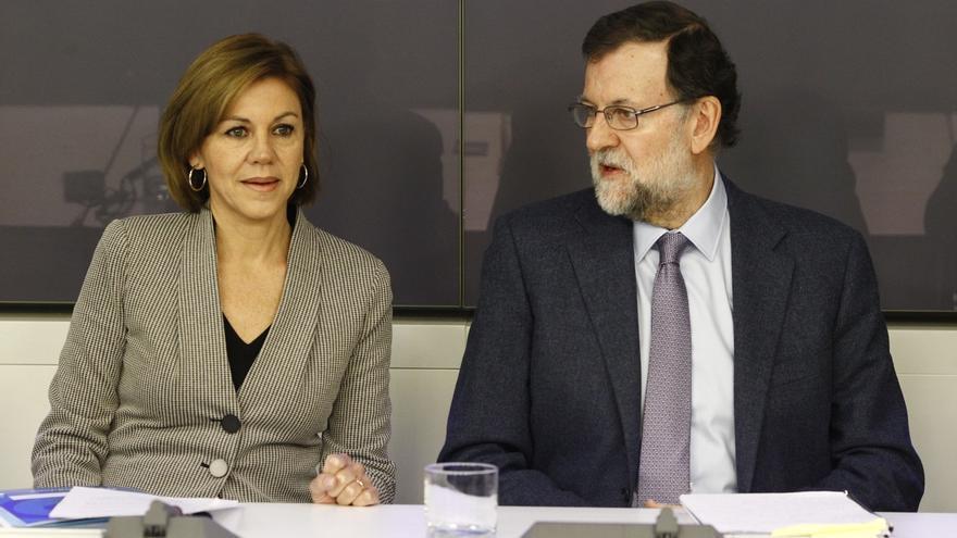 Rajoy reúne hoy al Comité Ejecutivo del PP, con el foco puesto en el presidente de Murcia y la moción de censura