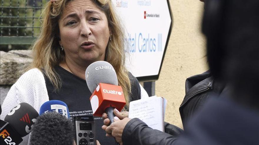 """Una compañera de la infectada por ébola denuncia la """"criminalización"""" de la enferma"""