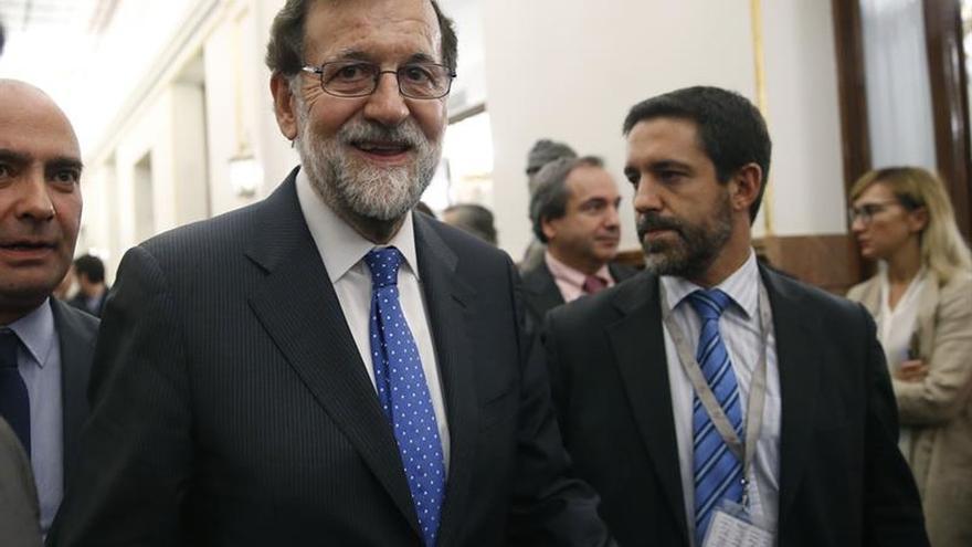 """Rajoy: """"Hacer política es hacer las cosas a lo grande,no ocuparse de chismes"""""""