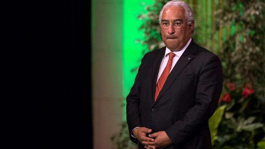 El primer ministro de Portugal, el socialista António Costa.