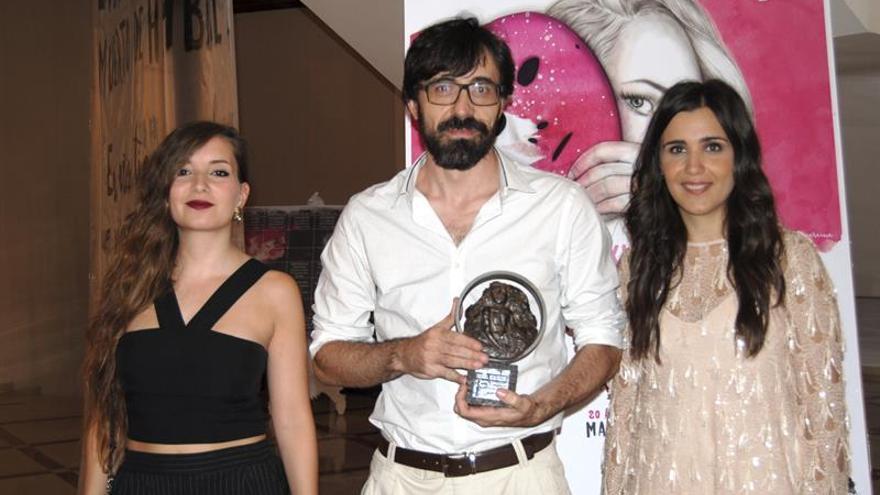 Israel Elejalde recibe Premio Escena del 43 Festival de Teatro Lazarillo