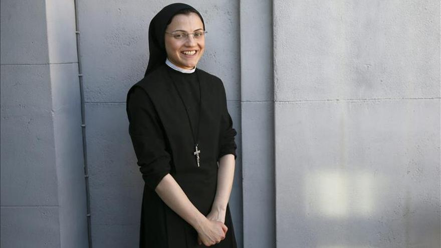 """Sor Cristina (""""La Voz"""") interpretará en el teatro en Roma """"Sister Act"""""""