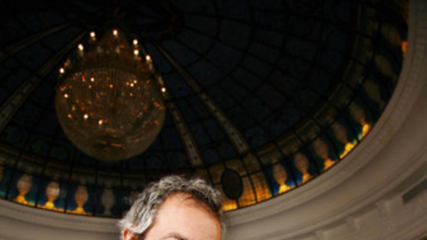 El músico español Manuel Quijano