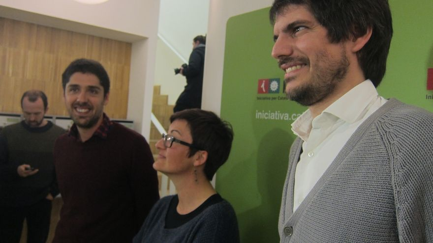Marta Ribas, David Cid y Ernest Urtasun optan al coliderazgo de ICV y a la portavocía