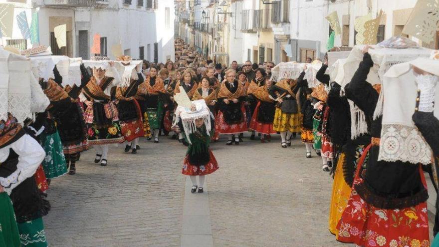 Se trata de una lengua ligada a la cultura y las tradiciones de Extremadura / OSCEC