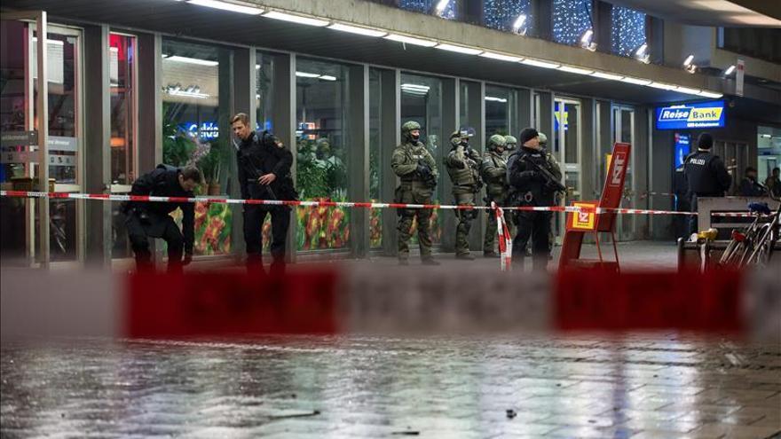 La policía evacúa dos estaciones de tren en Múnich por peligro terrorista