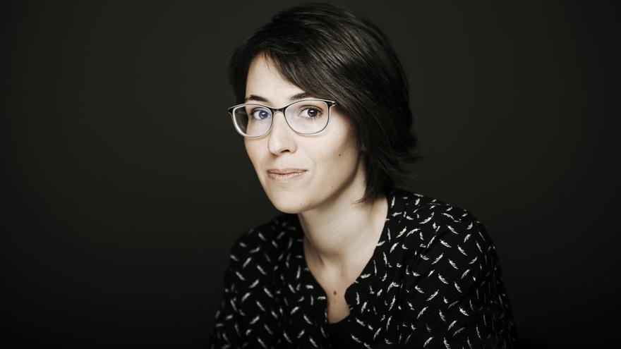 La escritora Eva Baltasar (c) David Ruano