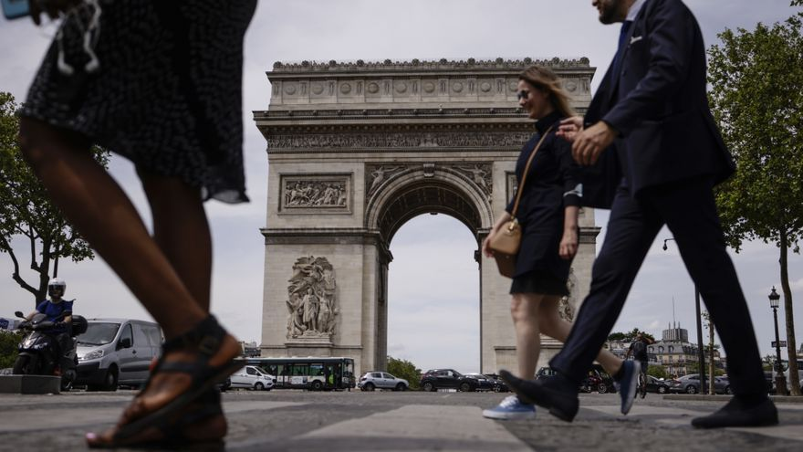 La variante Delta supone un 20 % de los casos de covid en Francia