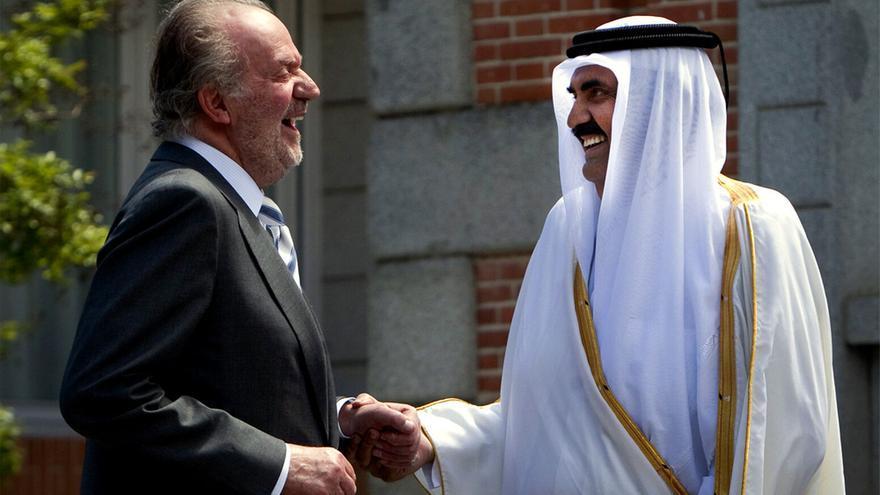 La fiscalía reconoce indicios del papel de comisionista del rey