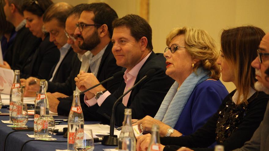 Ejecutiva regional del PSOE Castilla-La Mancha