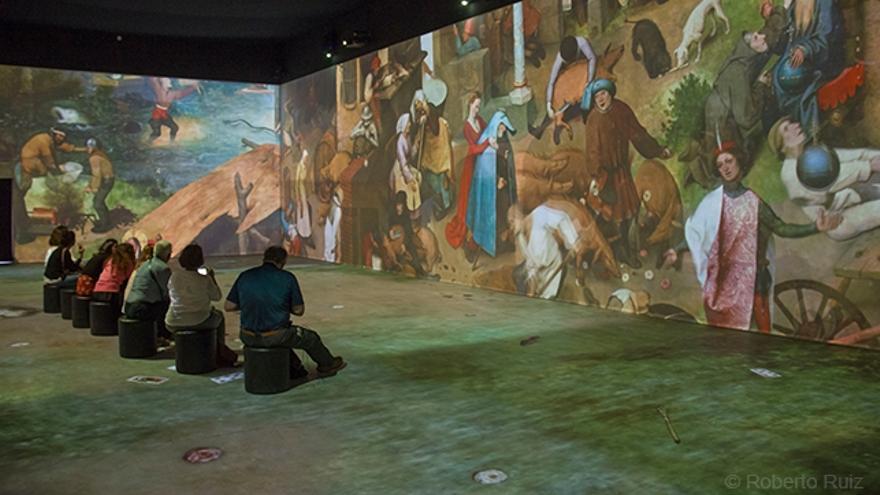 La Bruselas de Pieter Bruegel el Viejo