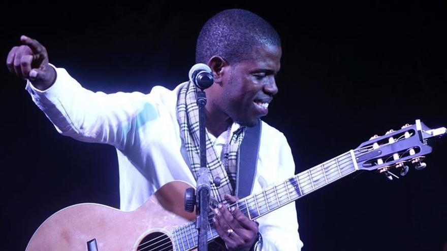 El cantante angoleño Serpiao Tomás, conocido artísticamente como Totó