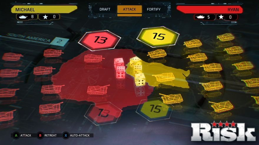Risk ps4 4