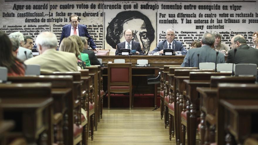 Un total de 181 senadores piden la indemnización de 8.345 euros por la disolución del Senado