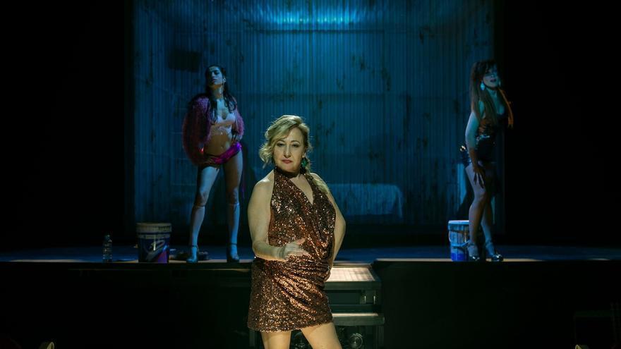 Ana Belén, Carmen Machi, Nathalie Poza, Pepón Nieto y Fele Martínez, en la programación del Teatro Arriaga hasta marzo