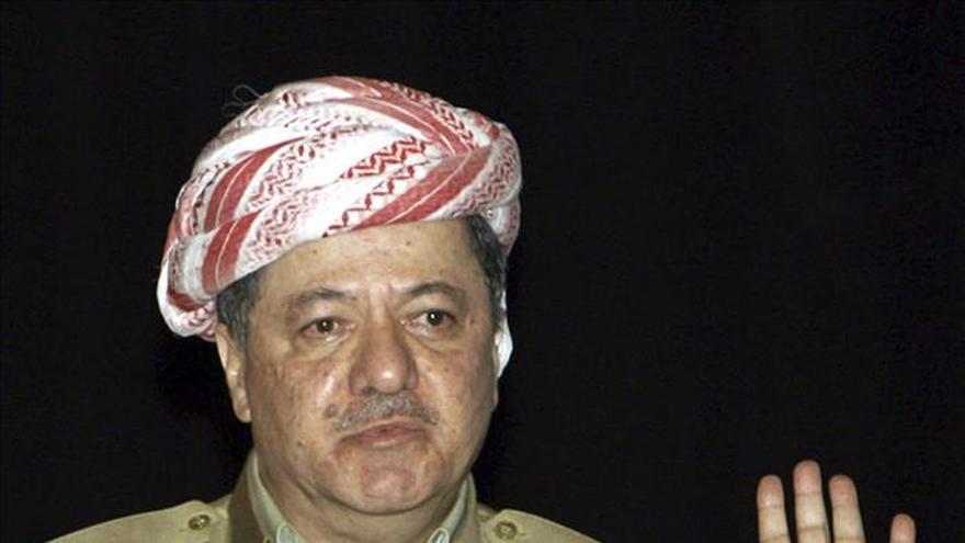 """El presidente kurdo advierte en EE.UU. de que la unidad de Irak es """"voluntaria"""""""