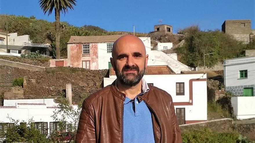 Antonio Ramón Chinea, candidato del PSOE a la alcaldía de Valverde