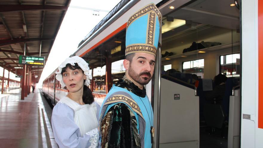 Estos serán los nuevos trenes turísticos de Castilla-La Mancha