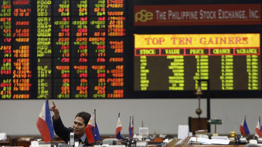 Las bolsas del Sudeste Asiático abren con pérdidas, excepto Filipinas