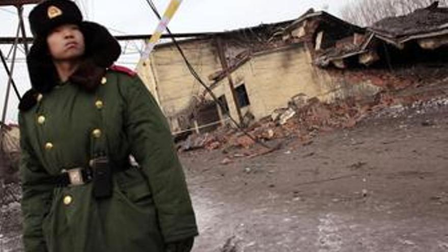 Ascienden a 87 los muertos por la explosión en una mina en el noreste de China