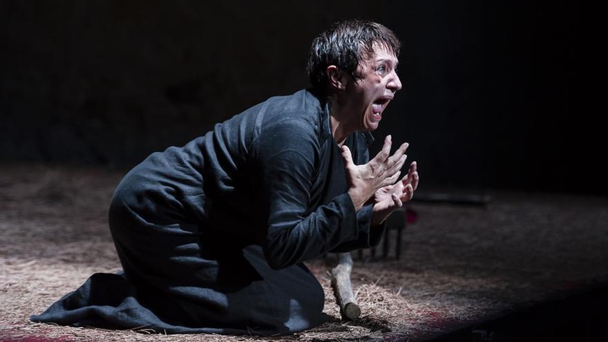 Blanca Portillo interpretará 'El testamento de María' en el Teatro Concha Espina.