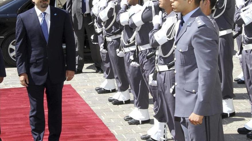 Saad Hariri vuelve al Líbano por el décimo aniversario del asesinato de su padre