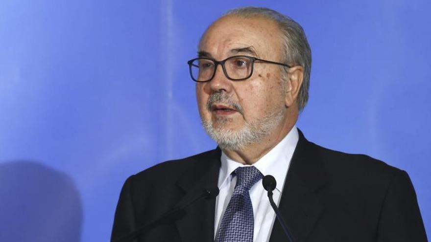 """Pedro Solbes asegura que la UE perdurará """"con uno u otro formato"""""""