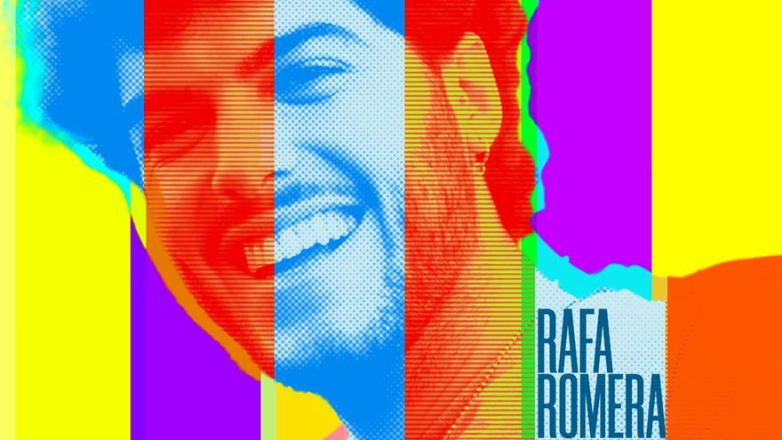 La portada del single de Rafa Romera