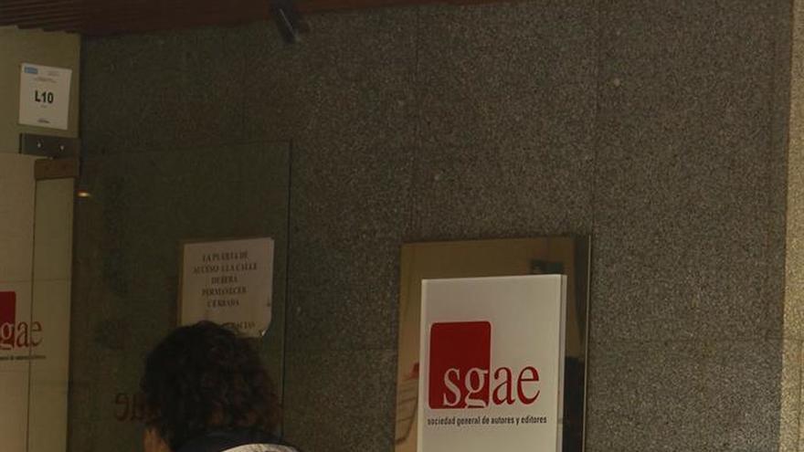 Declaran hoy tres detenidos por fraude en los derechos de autor de la SGAE