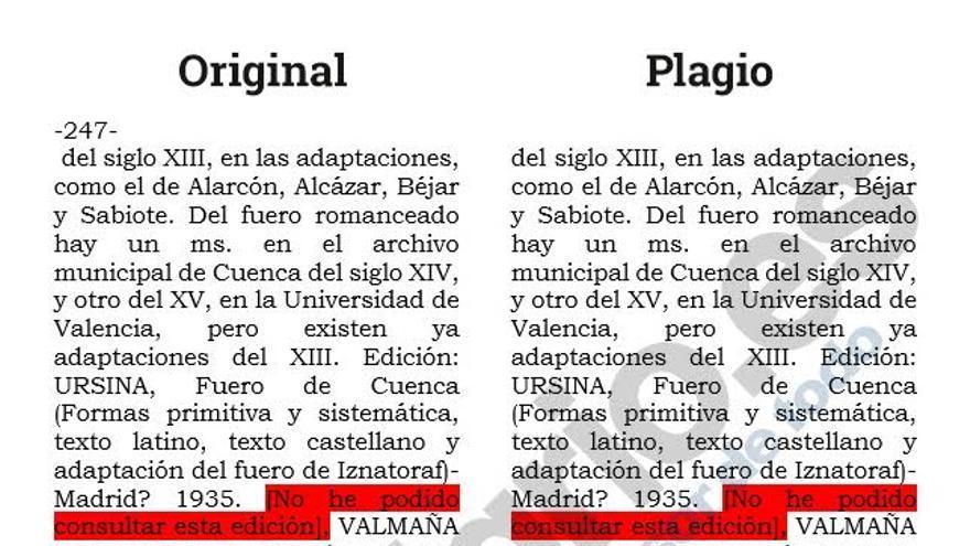 Plagio de Medievalia, de la Universidad Autónoma de Barcelona.