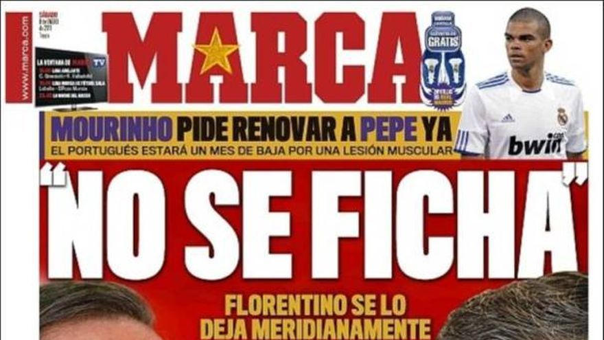 De las portadas del día (08/01/2011) #13