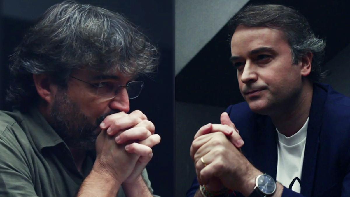 Jordi Évole e Iván Redondo, cara a cara en laSexta
